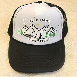 Star Light Trucker Hat
